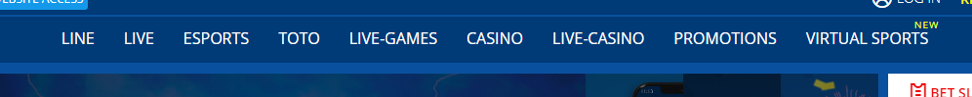 Player features on the Mostbet site